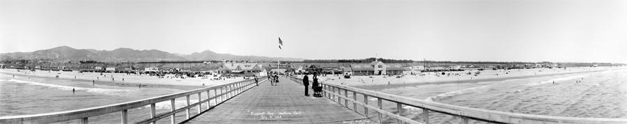 Ventura Pier, 1928