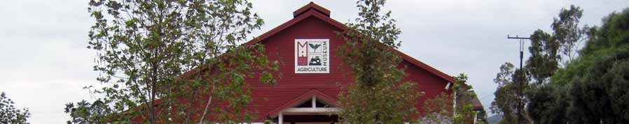 Ag Museum outside