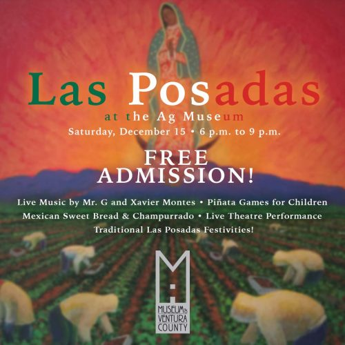 Las Posadas at the Ag Museum @ Agriculture Museum | Santa Paula | California | United States