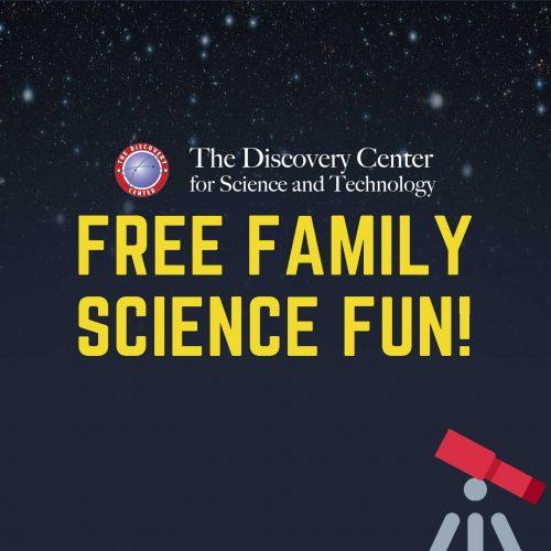 Free Family Science Fun! @ Museum of Ventura County