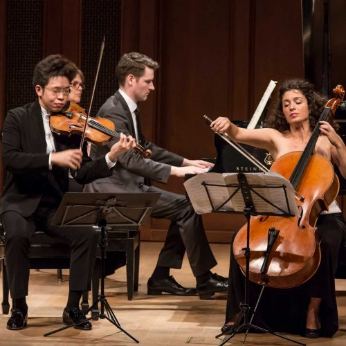 Camerata Pacific presents Auerbach & Beethoven @ Museum of Ventura County