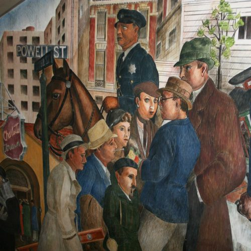 Walls That Talk: Murals of the 1930's @ Museum of Ventura County