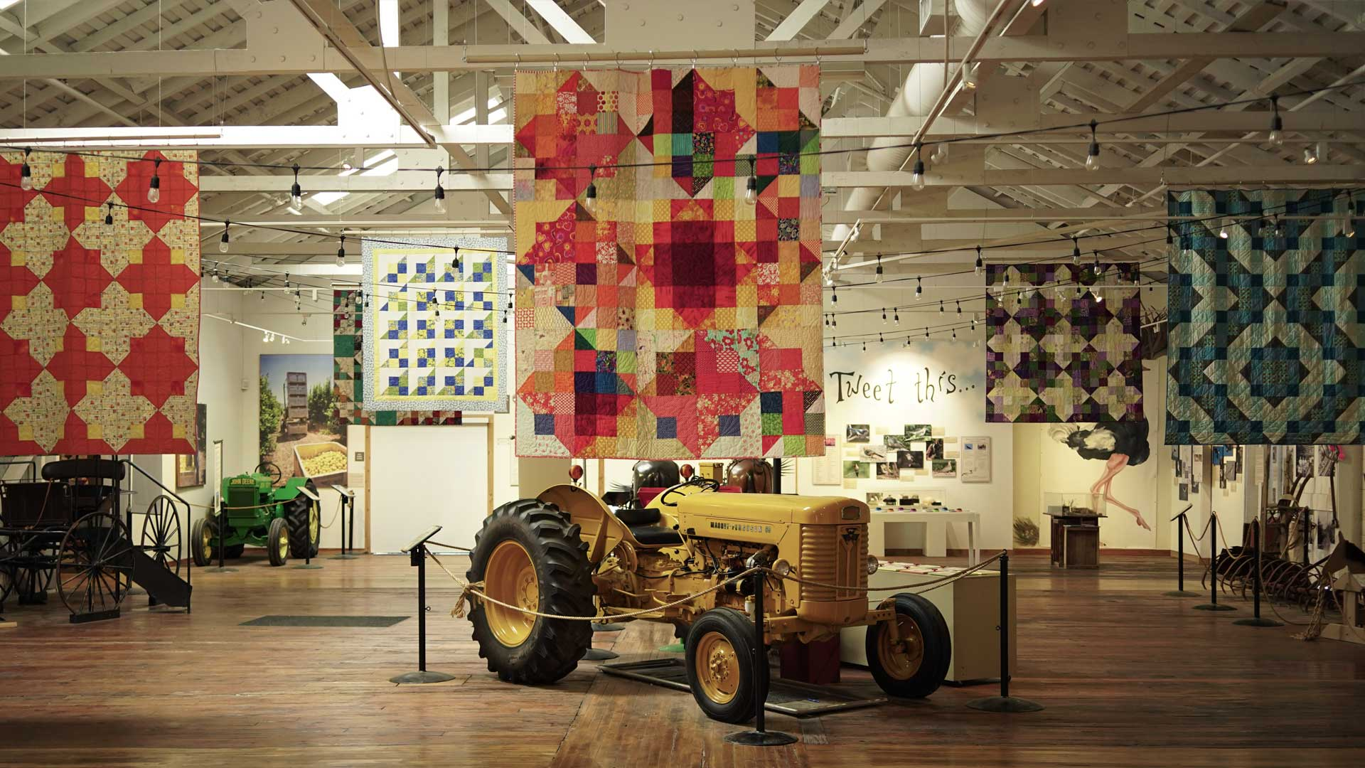 Exhibit Sneak Peek: Wrapped With Care at The Ag