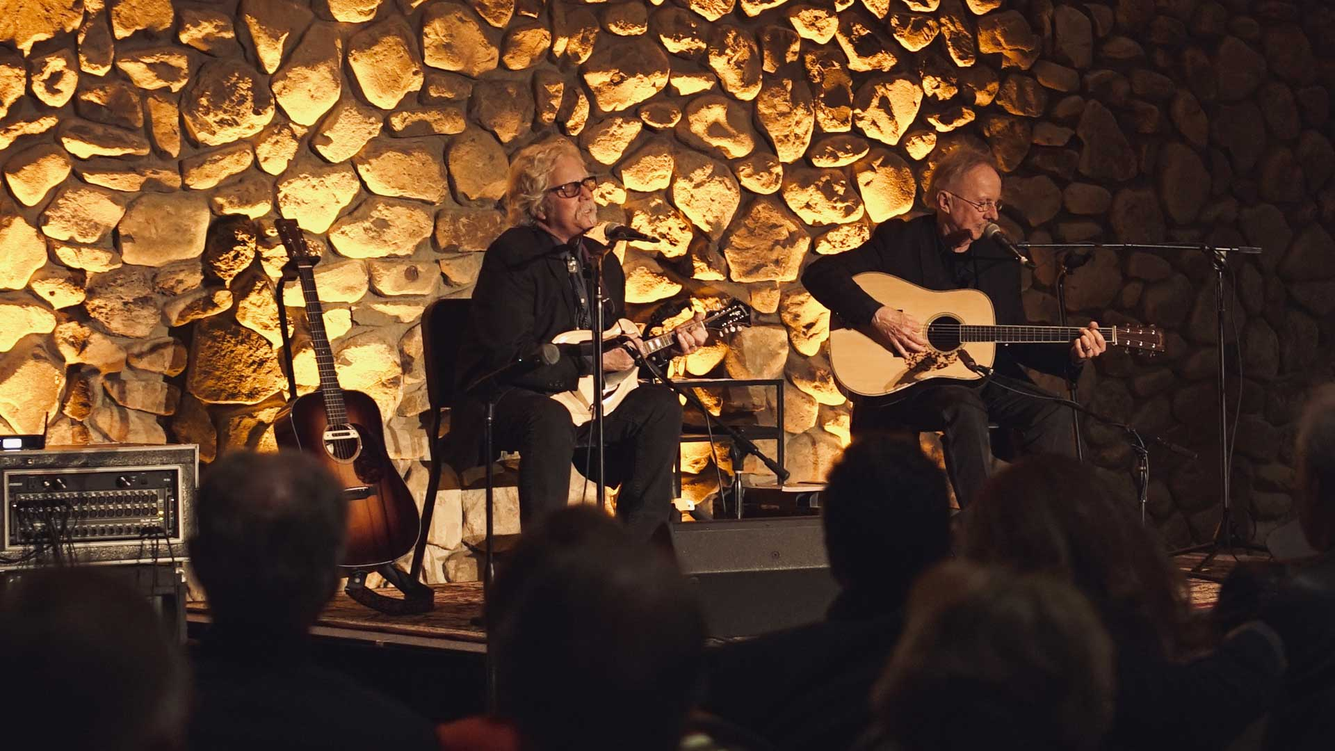 An Evening of Song & Stories with Chris Hillman