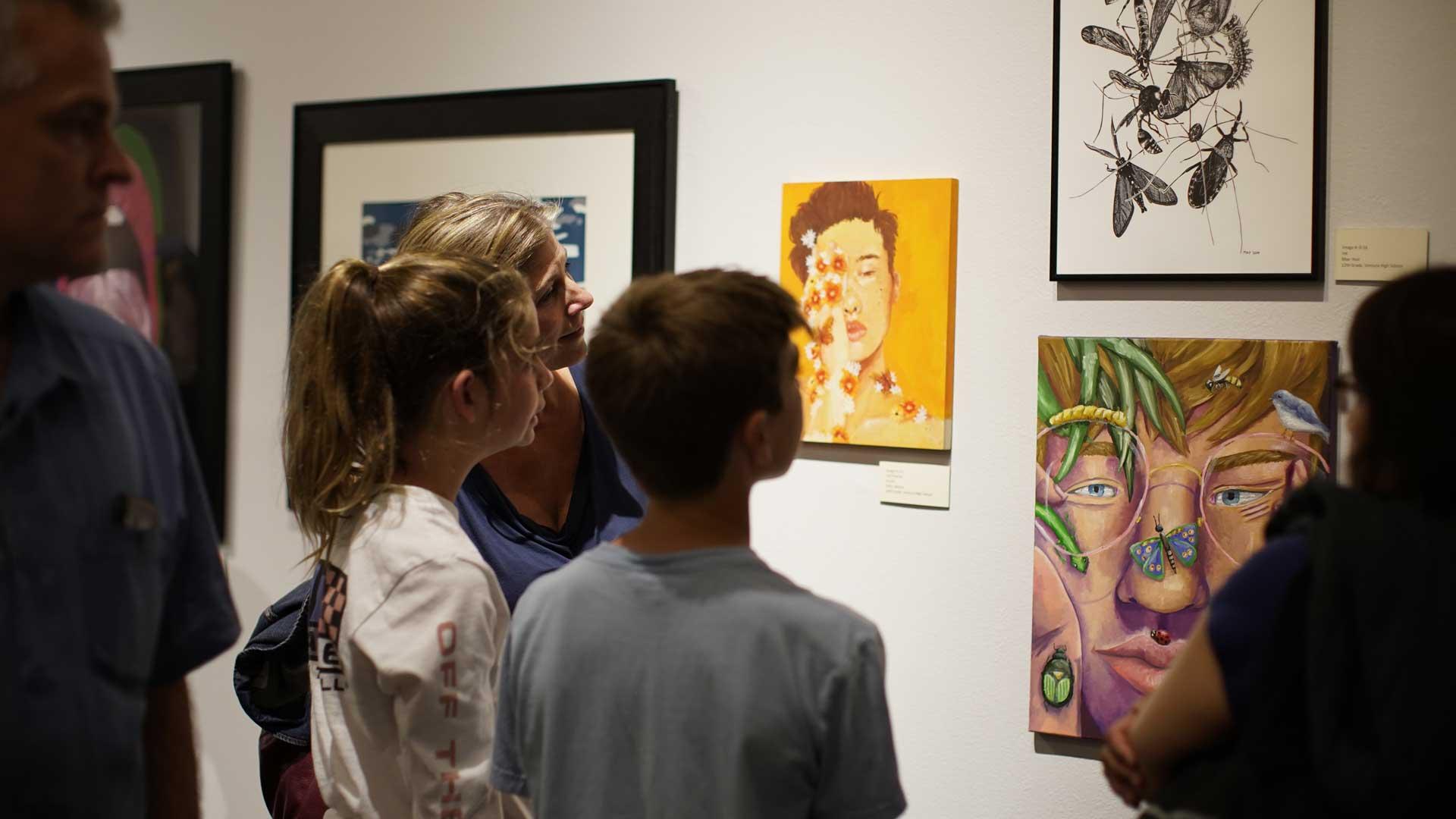 Exhibit Sneak Peek: 2nd Annual Ventura Unified School District Art Show