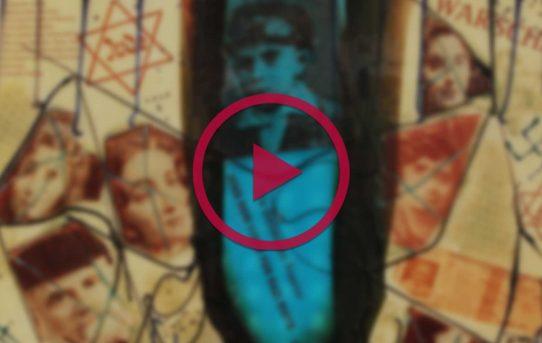 Exhibit Sneak Peek: Broken: A Holocaust History in Fused Glass