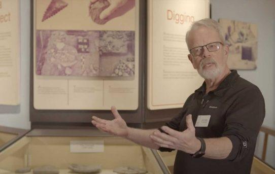 Chumash Artifacts in Ventura – Archaeologist John Foster