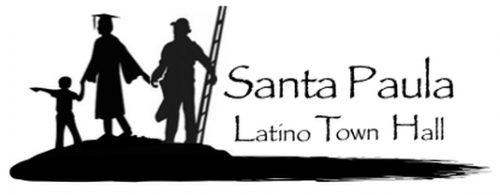 Santa Paula Latino Town Hall Logo