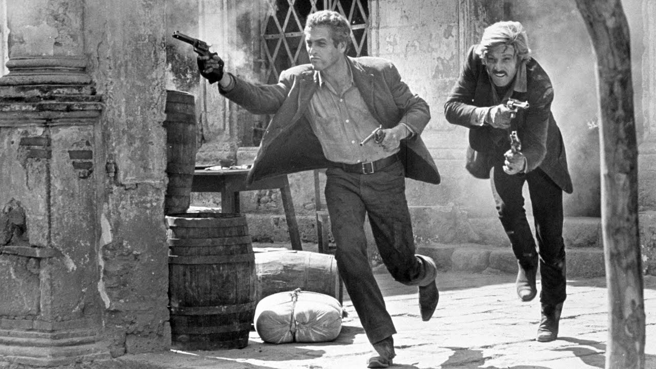 Behind the Scenes in Hollywood with Ivor Davis: Butch Cassidy & the Sundance Kid