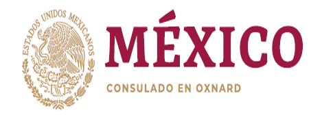 Mexico Consulado en Oxnard logo