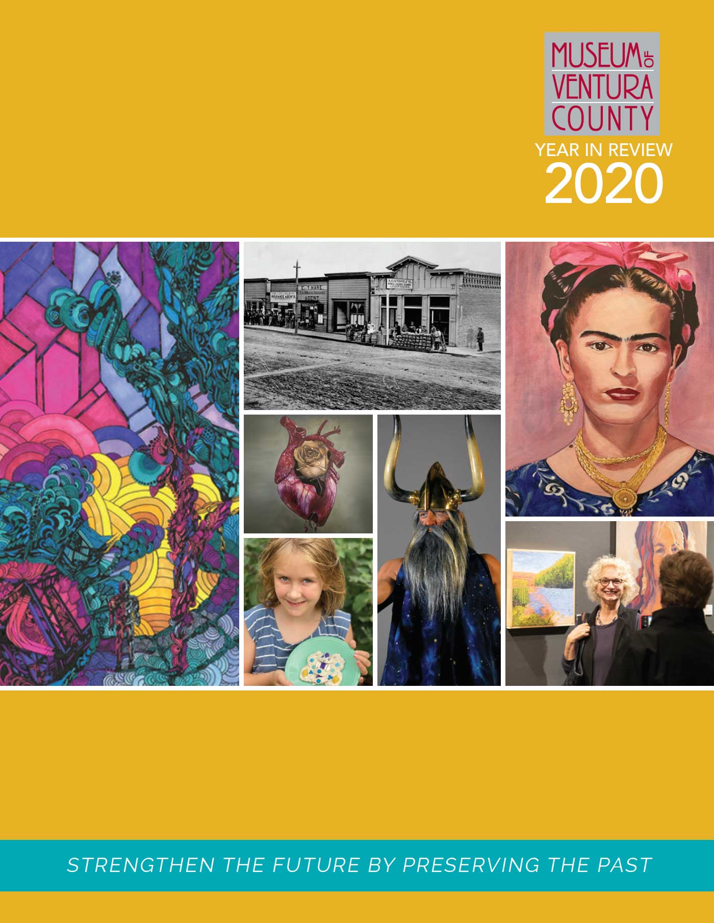 Museum of Ventura County 2020 Year in Review